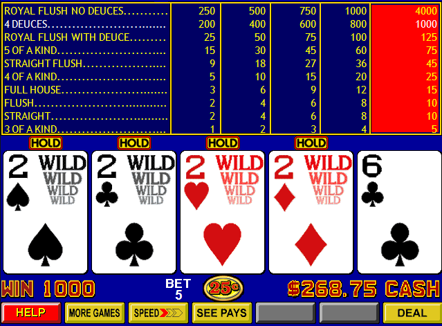 Full pay deuces wild online casino casino in oklahoma close to texas